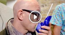 Un teklefono adattato per usare Kissenger