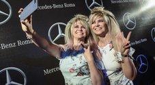 Mercedes festeggia le indimenticabili coupè degli anni 80