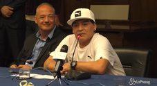Napoli, Maradona vuole la cittadinanza onoraria