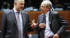 Immagine La Ue chiede una manovra bis. Il Tesoro: vedremo