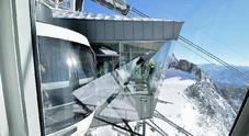 La Skyway per volare nel futuro: ecco la superfunivia del Monte Bianco