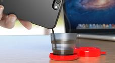Il telefono che fa il caffè è realtà: ecco la cover che prepara l'espresso