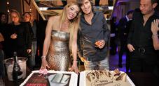 Cristina e Roberto: doppio compleanno per l'opening di Galleria Sette