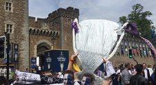 Juventus-Real Madrid, che attesa a Cardiff: i bianconeri con il sogno del triplete