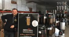 Per le feste si brinda con più di 30 birre artigianali Trionfa Høppy Days