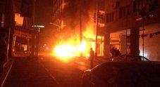 Libia, autobomba esplode vicino all'ambasciata italiana: morti i due kamikaze