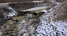 Le sorgenti del Torre a Musi, in Alta Val del Torre