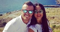 Giorgia Galassi e il fidanzato Vincenzo