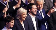 Destra populista, Salvini al raduno di Coblenza