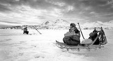L'Artico, una sfida per tre fotografi alla Casa dei Tre Oci