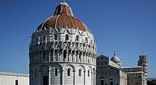 Ecco la piazza dei Miracoli a Pisa: uno degli splendidi gioielli dell'Unesco