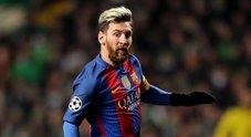 Messi pagherà alla procura spagnola 455 mila euro di multa