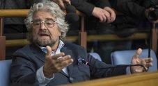 Grillo: «Trump? Mondo ha bisogno di uomini forti come lui e Putin L'Ue è un totale fallimento»
