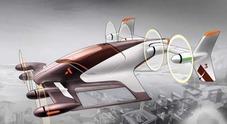 Un velivolo dotato di self-driving per spostarsi in città senza inquinare