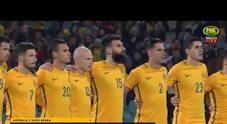 Attentato a Londra, i giocatori arabi non rispettano il minuto di silenzio