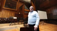 De Simone: «Sax e marimba: il mio Mozart contemporaneo»