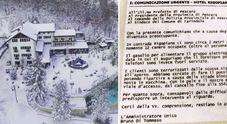 L'hotel aveva scritto alle autorità: «Siamo isolati, clienti terrorizzati»