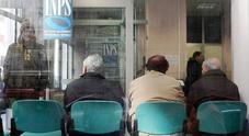 Pensioni bloccate: anche nel 2017 minime ferme a 501,89 euro