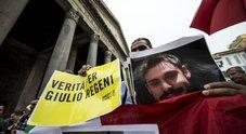 Un sit-in per Regeni a Roma