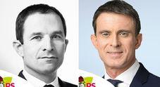 Primarie socialiste in Francia: sarà ballottaggio tra Hamon e Valls