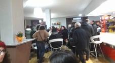 Dopo la bomba, il caffé solidale contro il clan