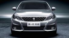 Peugeot Dongfeng, con 3008 e 308 al via piano per entrare nella top 10 in Cina