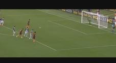 Roma-Udinese 4-0, il rigore