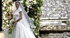 Pippa Middleton, dall'abito alle scarpe tutti i dettagli sul look della sposa