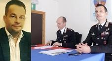 I carabinieri spiegano l'arresto del pilota Massimo Fiabane e della madre, accusati di truffa