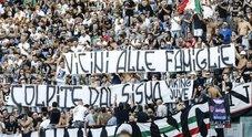 Lazio-Juve, le immagini della sfida dell'Olimpico