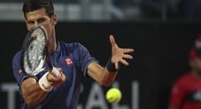 Djokovic travolge Thiem (Foto Paolo Rizzo/Ag.Toiati)