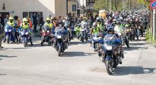 Gas ai motori: arriva il weekend della benedizione delle moto sul Nevegal