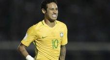Manchester Utd all'assalto di Neymar: pronta un'offerta da 200 milioni