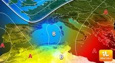 Temperature in aumento e caldo anomalo: da aprile piogge in tutta Italia