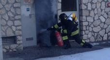 Il pronto soccorso dei vigili del fuoco