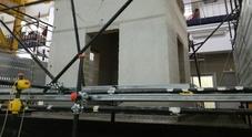 Il terremoto in laboratorio: scossa sismica su tavole vibranti