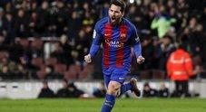 Messi: «Il Barcellona mi ha dato tutto. Rimarrò qui finchè mi vogliono»