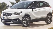 Crossland X, versatilità al top per il nuovo crossover urbano di Opel