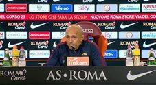 Spalletti: «Abbiamo bisogno di vincere, non c'è spazio per i mediocri»