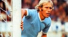 Re Cecconi, 40 anni fa la morte del calciatore laziale