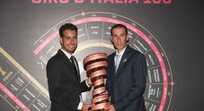Giro d'Italia ufficializzate le 22 squadre. Androni Giocattoli e Nippo-Fantini fuori dalla corsa rosa