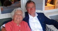 L'ex presidente George Bush ricoverato in terapia intensiva, in ospedale anche la moglie Barbara