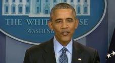 Obama, l'ultima conferenza stampa: «Siamo la democrazia più forte ma l'America non si governa da soli»