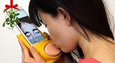 Kissenger, ecco il gadget per baciarsi a distanza
