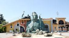 Addio al locale icona degli anni '90: demolito lo storico e mastodontico Gargantua's