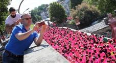 Treviso si tinge di rosa: la corsa delle donne, 11mila in città