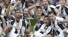 Juventus-Crotone: le foto della partita