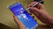 Samsung Galaxy Note 7, l'ultimo aggiornamento lo rende inutilizzabile