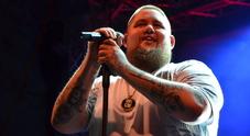 Rag'n'Bone Man ammalia il pubblico di Ancona con la sua voce vibrante