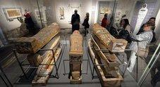 Al museo egizio scoperta la mummia di Nefertari